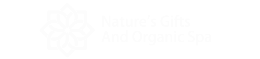 Nature's Gifts and Organic Spa logo